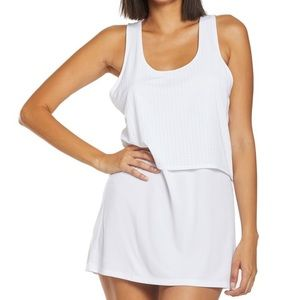 Nike sport mesh reversible cover up dress